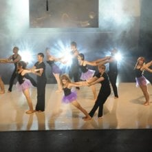 Un'immagine dell'episodio 'Let's dance' della serie Britannia High