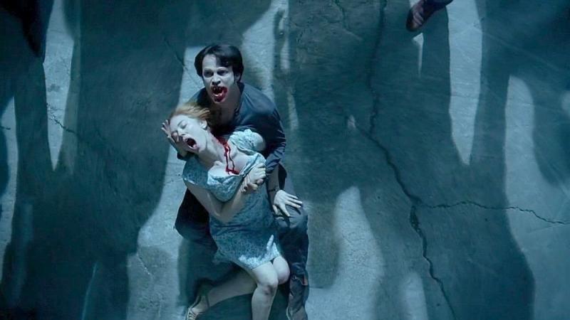 Deborah Ann Woll E Stephen Moyer In Un Immagine Dell Episodio I Don T Wanna Know Della Serie True Blood 95966