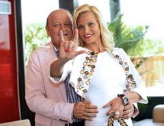 Debutto per la coppia Boldi Ventura con La fidanzata di papà