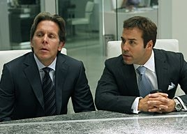 Gary Cole E Jeremy Piven In Una Scena Dell Episodio Seth Green Day Della Quinta Stagione Di Entourage 95842