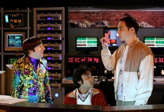 Jim Parsons Simon Helberg E Kunal Nayyar Nell Episodio The Lizard Spock Expansion Di The Big Bang Theory 95796