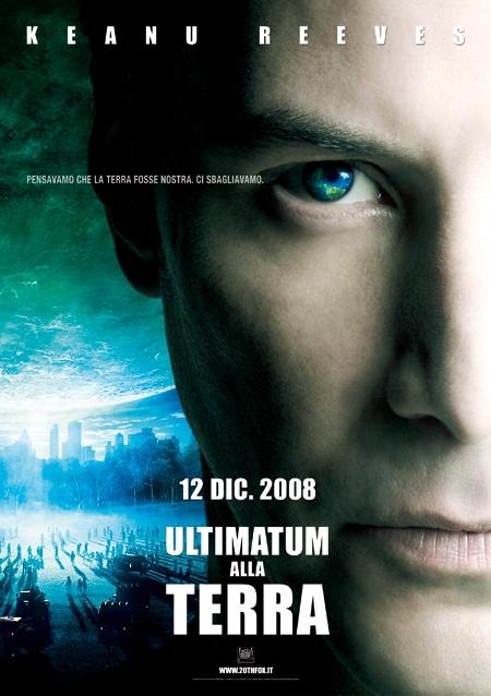 La Locandina Italiana Del Film Ultimatum Alla Terra 95968
