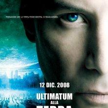 La locandina italiana del film Ultimatum alla Terra