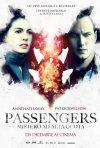 La locandina italiana di Passengers - Mistero ad alta quota