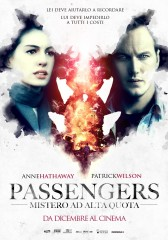 Passengers – Mistero ad alta quota in streaming & download