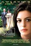 La locandina italiana di Rachel sta per sposarsi