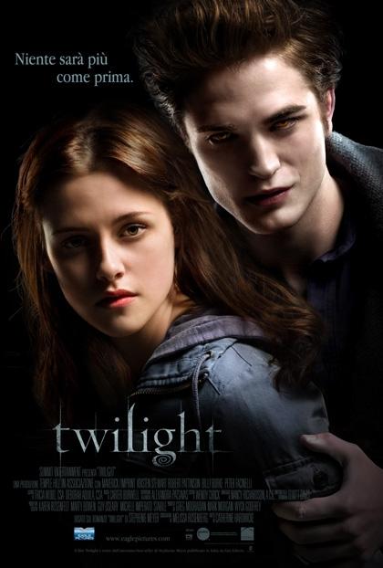 La Locandina Italiana Di Twilight 95781