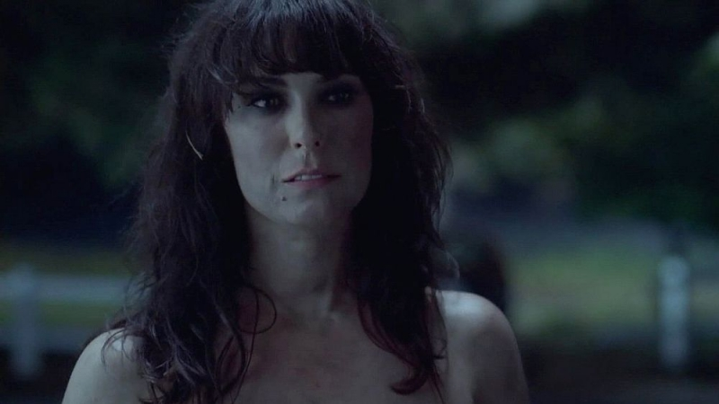Michelle Forbes In Una Scena Dell Episodio I Don T Wanna Know Della Serie True Blood 95963