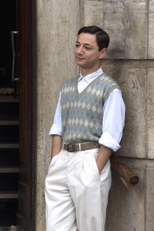 Pierpaolo Zizzi In Un Immagine Del Film Gli Amici Del Bar Margherita 95843