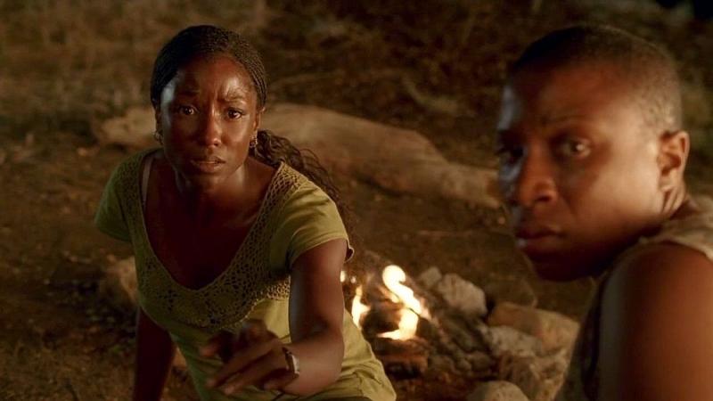 Rutina Wesley In Una Scena Dell Episodio I Don T Wanna Know Della Serie True Blood 95938