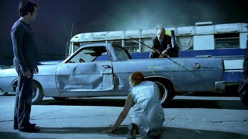 Stephen Moyer E Zeljko Ivanek In Una Scena Dell Episodio I Don T Wanna Know Della Serie True Blood 95962