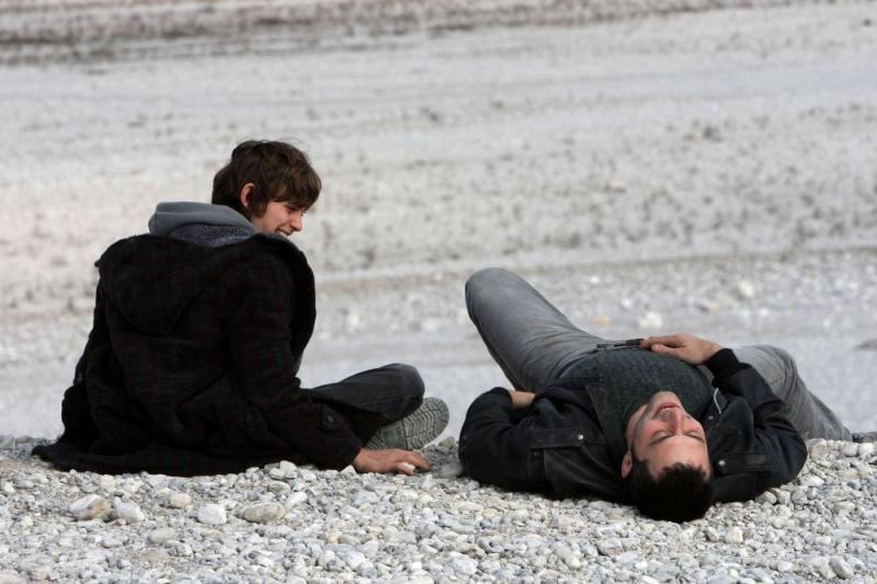Alvaro Caleca E Filippo Timi In Una Scena Del Film Come Dio Comanda 96069