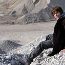 Alvaro Caleca è tra i protagonisti del film Come Dio comanda, diretto da Gabriele Salvatores