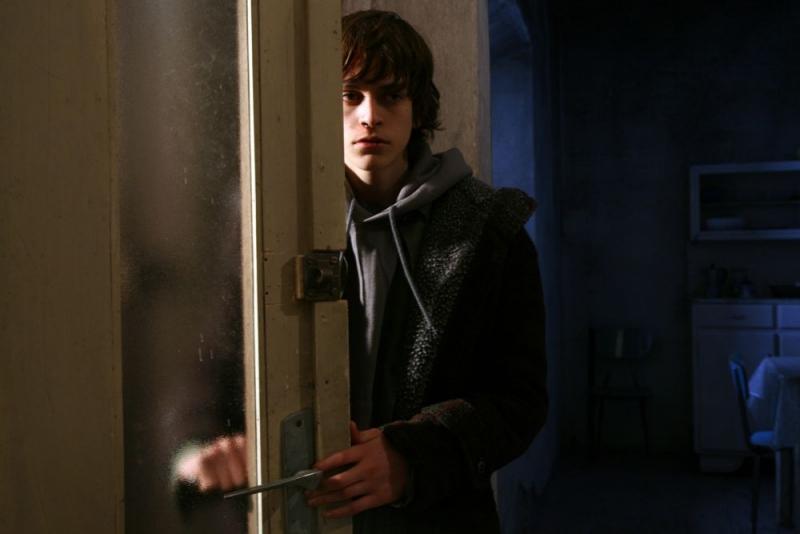 Alvaro Caleca In Un Immagine Del Film Come Dio Comanda 96060