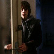 Alvaro Caleca in un'immagine del film Come Dio comanda