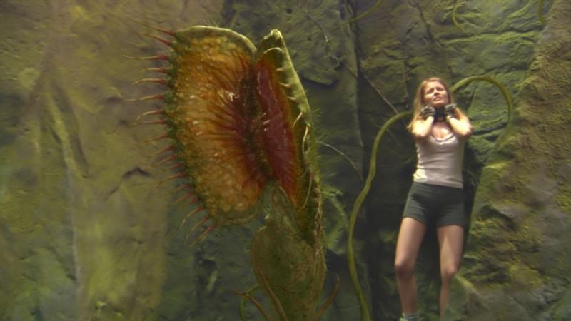 Anita Briem In Una Scena Del Film Viaggio Al Centro Della Terra 3D 96096