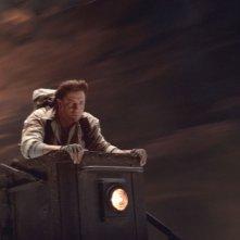 Brendan Fraser in un'immagine del film Viaggio al centro della Terra 3D