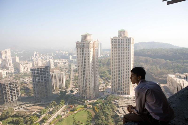Dev Patel In Un Immagine Del Film Slumdog Millionaire Diretto Da Danny Boyle 96160