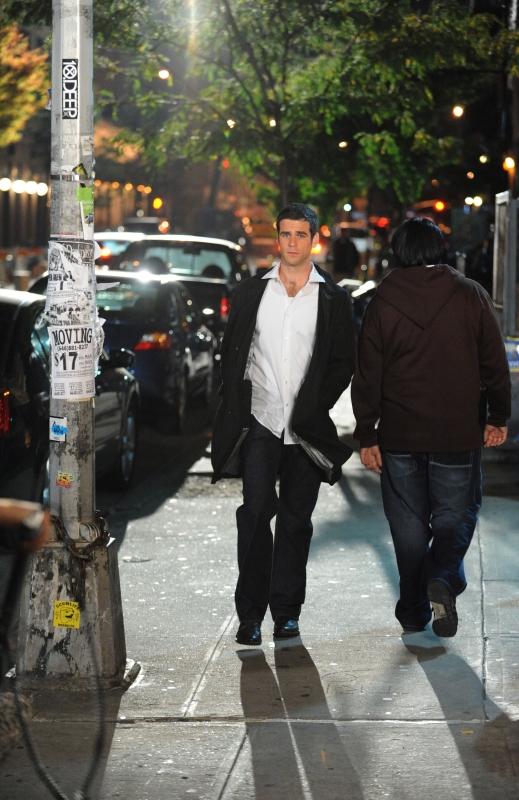 Eddie Cahill In Una Scena Dell Episodio Dead Inside Della Serie Tv Csi New York 96198