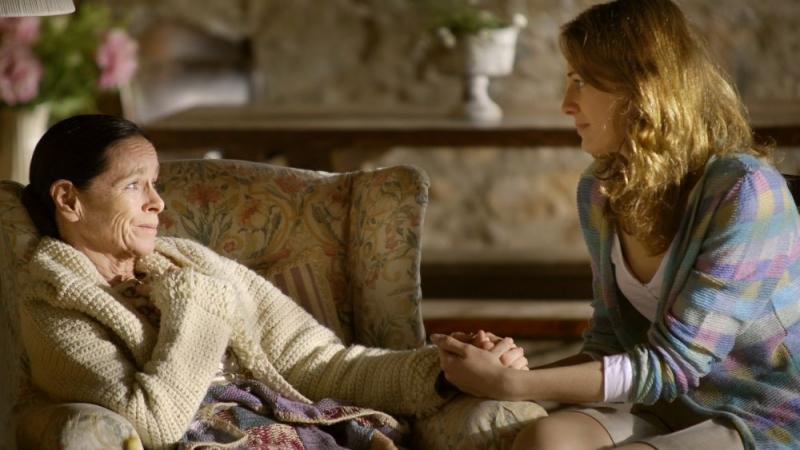 Geraldine Chaplin E Belen Fabra In Una Scena Del Film Diario Di Una Ninfomane 96143