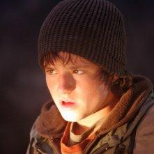 Josh Hutcherson in un'immagine del film Viaggio al centro della Terra 3D