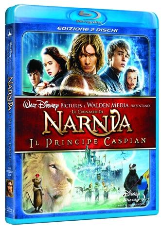 La Copertina Di Le Cronache Di Narnia Il Principe Caspian Edizione Speciale Blu Ray 96041