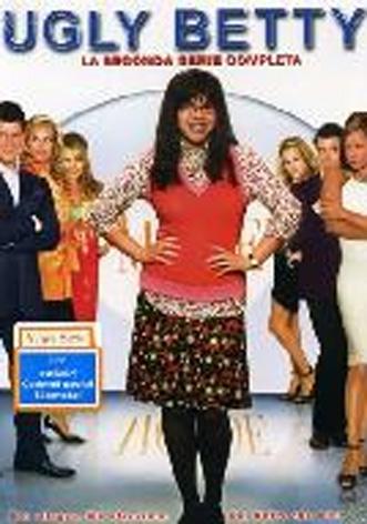 La Copertina Di Ugly Betty Stagione 2 Dvd 96107