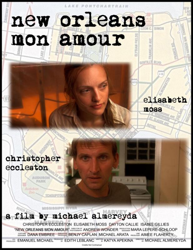 La Locandina Di New Orleans Mon Amour 96111