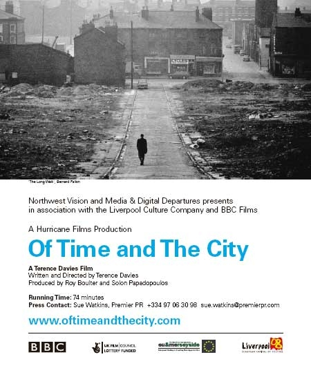 La Locandina Di Of Time And The City 96117