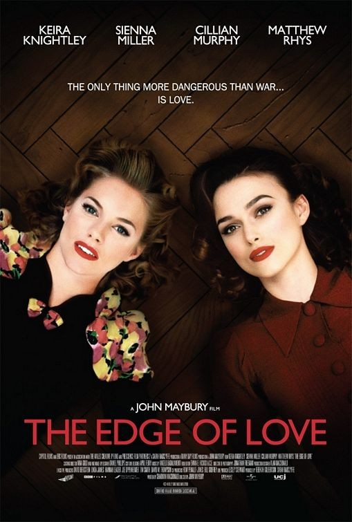 La Locandina Inglese Di The Edge Of Love 96146