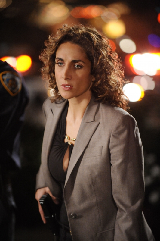 Melina Kanakaredes In Una Scena Dell Episodio My Name Is Mac Taylor Della Serie Tv Csi New York 96213