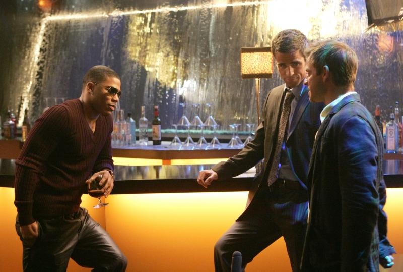 Nelly Insieme A Eddie Cahill E Carmine Giovinazzo Nell Episodio My Name Is Mac Taylor Della Serie Tv Csi New York 96217