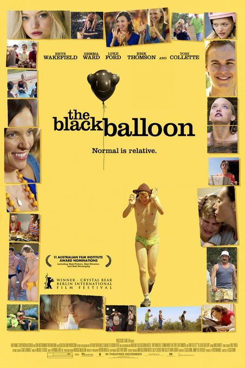 Nuovo Poster Per Il Film The Black Balloon 96005