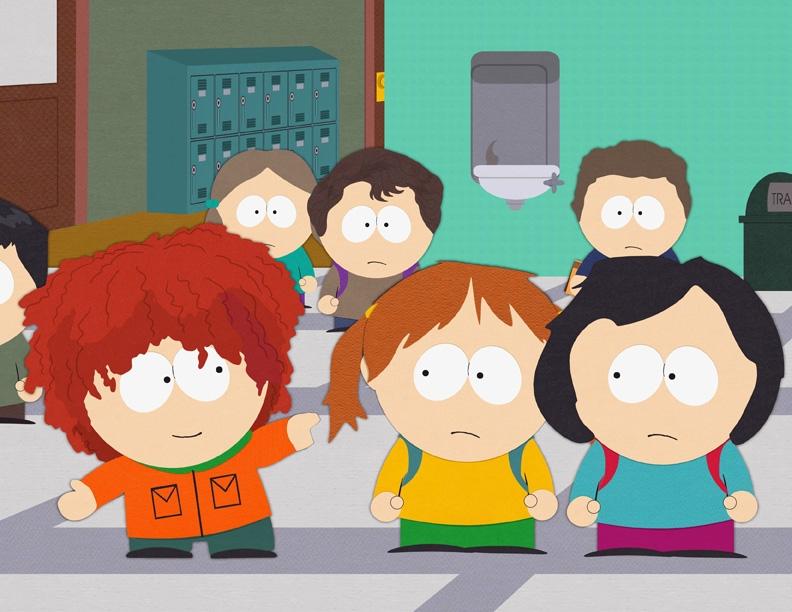 Un Immagine Dell Episodio Elementary School Musical Di South Park 96051