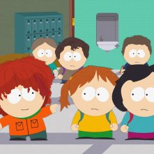 Un'immagine dell'episodio Elementary School Musical di South Park