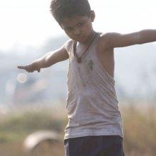 Un'immagine di Slumdog Millionaire