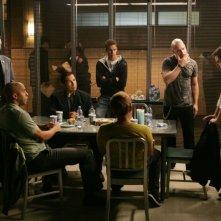 Una scena dell'episodio 'My Name is Mac Taylor' della serie tv CSI New York