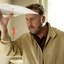 William Petersen nell'episodio 'Woulda, Coulda, Shoulda' della serie tv CSI Las Vegas