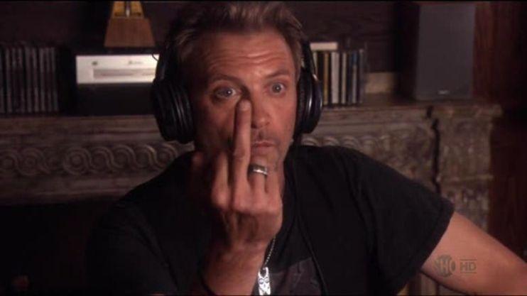Callum Keith Rennie In Una Sequenza Dell Episodio In A Lonely Place Di Californication 96342