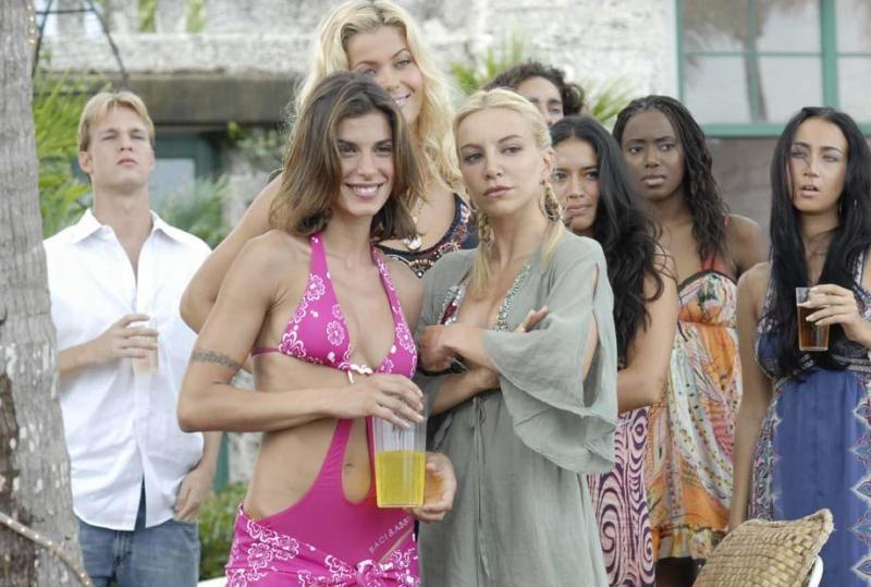 Elisabetta Canalis Natalia Bush E Alessandra Barzaghi In Una Scena Del Film La Fidanzata Di Papa 96266