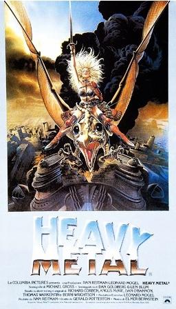 La Locandina Di Heavy Metal 96254