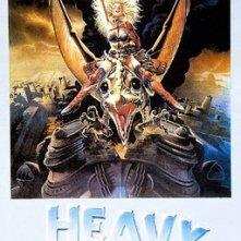 La locandina di Heavy Metal