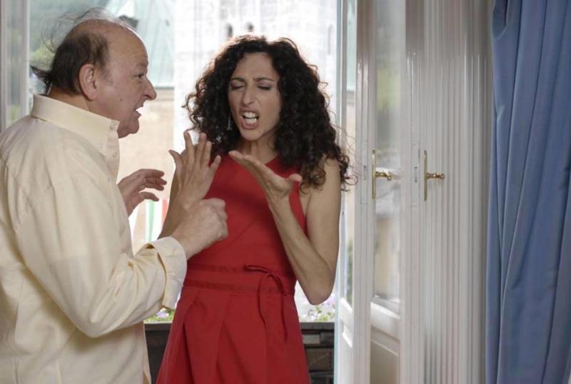 Massimo Boldi In Una Scena Del Film La Fidanzata Di Papa 96263
