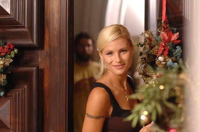 Michelle Hunziker In Una Scena Del Film Natale A Rio 96298