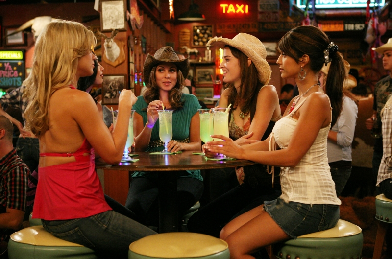 Una Scena Dell Episodio Woooo Di How I Met Your Mother 96366