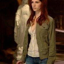 Julie McNiven in una scena dell'episodio I Know What You Did Last Summer di Supernatural