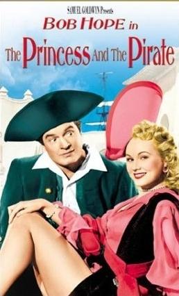 La Locandina Di Il Pirata E La Principessa 96431