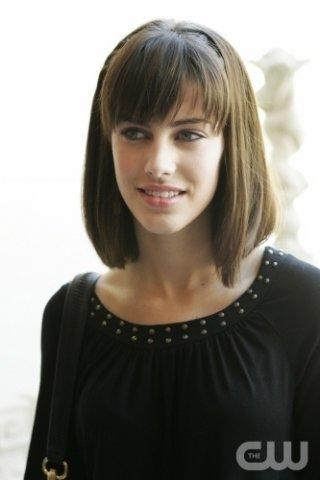Jessica Lowndes è Adrianna nell'episodio Games People Play di 90210