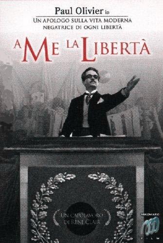 La Locandina Di A Me La Liberta 96435