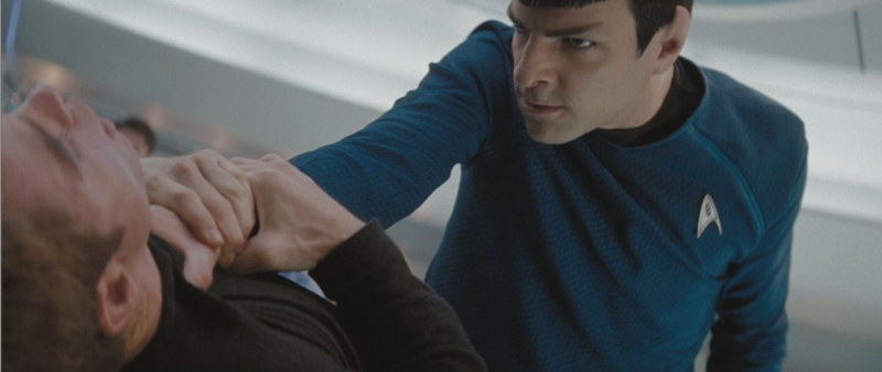 Zachary Quinto E Spock In Star Trek 2009 96445